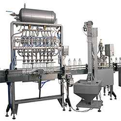 Автоматы и полуавтоматы розлива пищевых жидкостей
