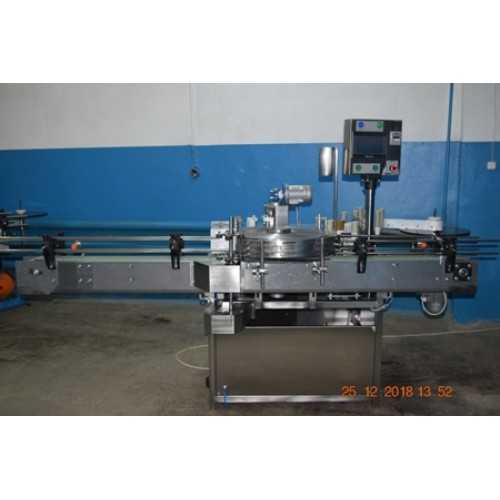 Этикетировочный автомат ЭПA-6000