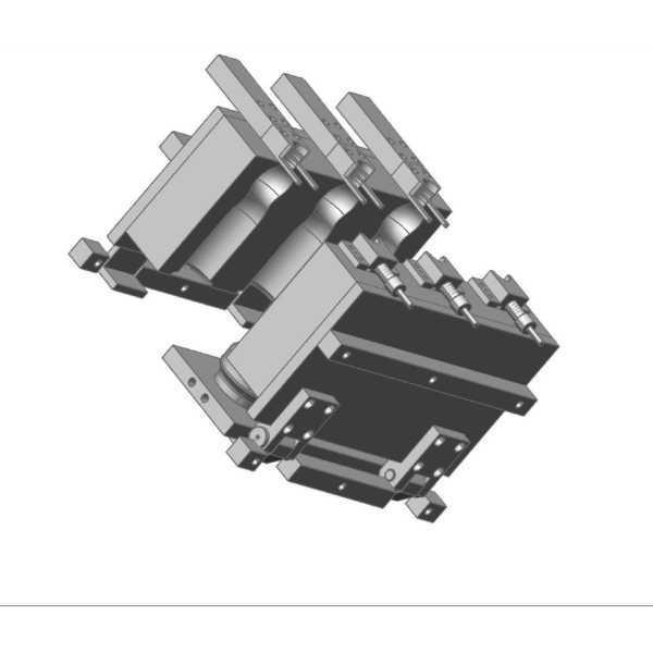 Пресс-форма для автоматического выдува ПЭТ российского и иностранного производства
