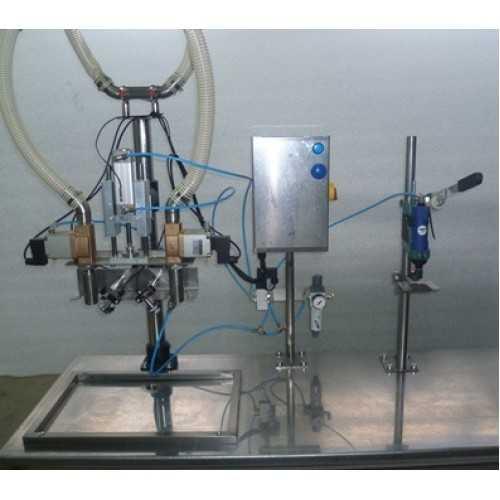 Полуавтомат для розлива ФСМ 152