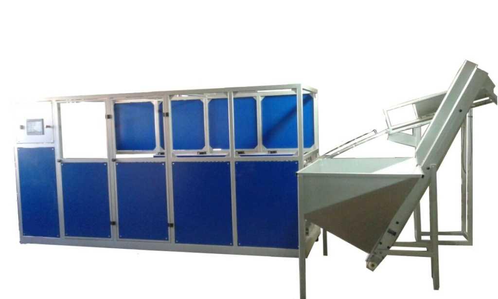 Автомат выдува ПЭТ-тары АВД 1,5 – 3000