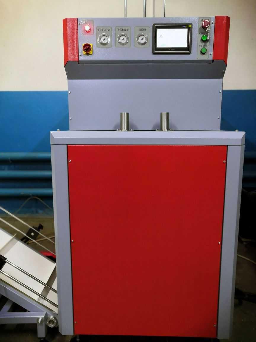 Пресс выдува полуавтоматический ПВМ-А 800-2-5